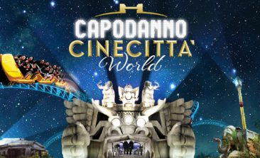 Capodanno 2020 Cinecittà World